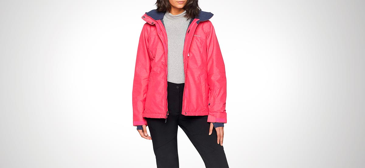 Columbia-mujer-chaqueta-de-Esquí