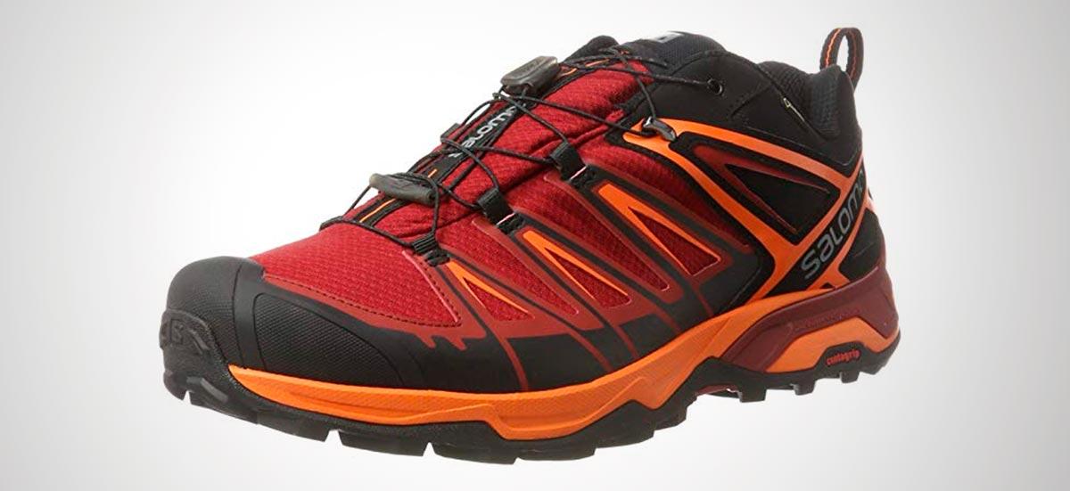 Zapatillas de trekking hombre impermeables