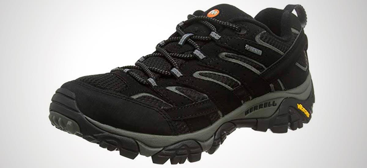 Zapatillas trekking hombre goretex