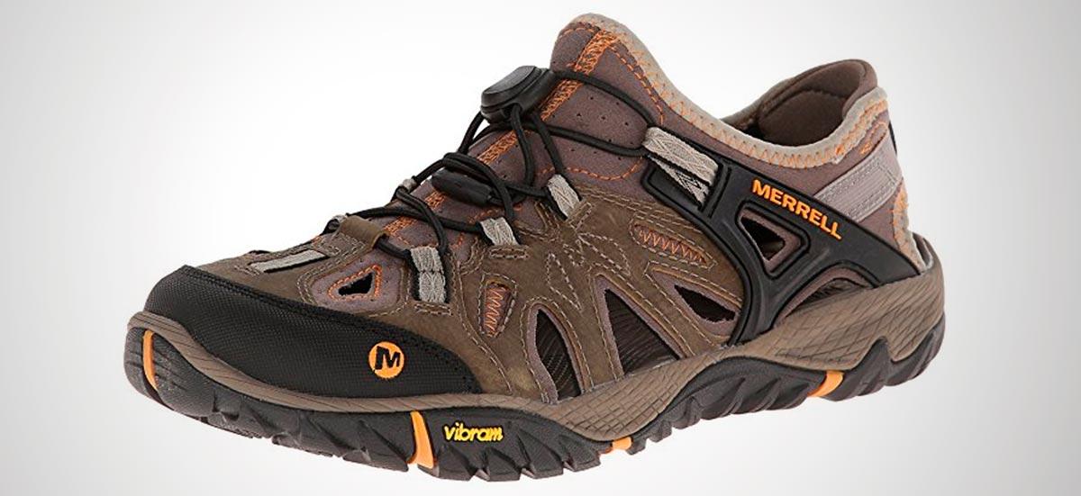 52f3d27260c Zapatillas de trekking hombre impermeables ¿Cuáles comprar en 2019?