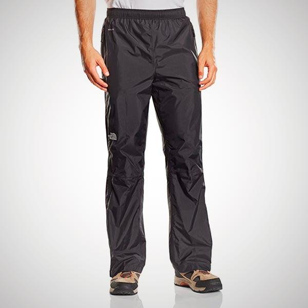 pantalones de trekking impermeables hombre