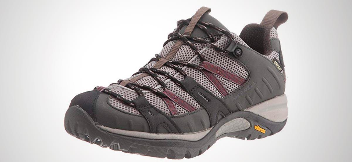 Zapatillas de trekking mujer impermeables