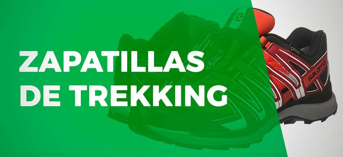 mejores zapatillas de senderismo