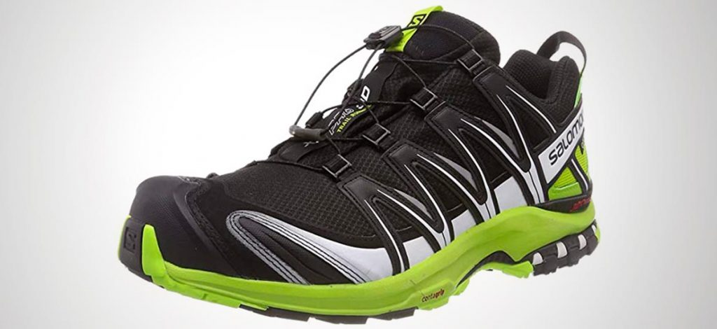 comparativa zapatillas salomon trail elite
