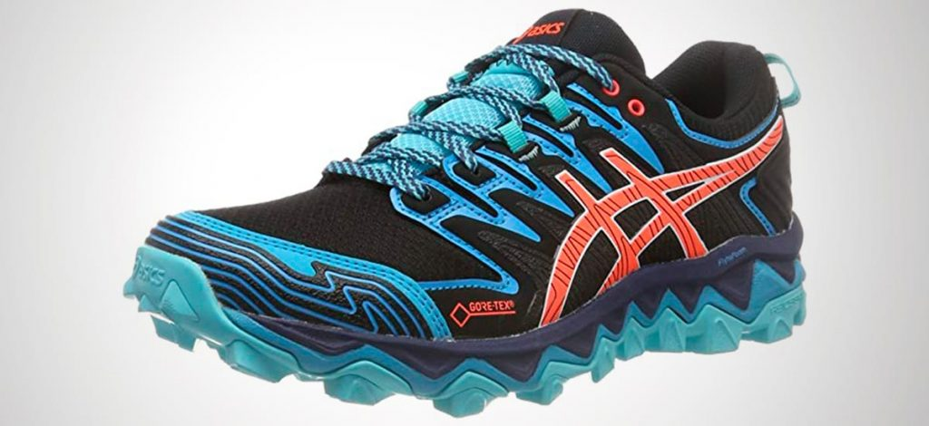 "<strong><a href=""https://amzn.to/3c7et6L"">ASICS Gel-Fujitrabuco 7 G-TX</a></strong>"